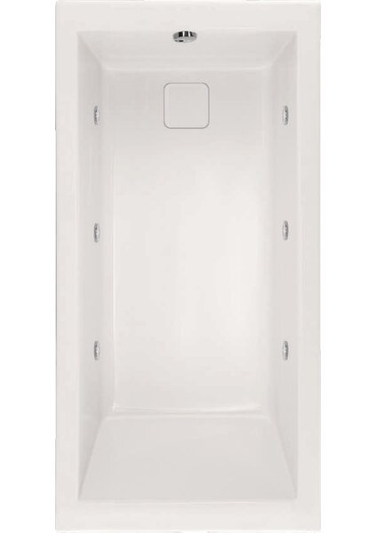Designer Marlie 60 x 30 Soaking Bathtub by Hydro Systems
