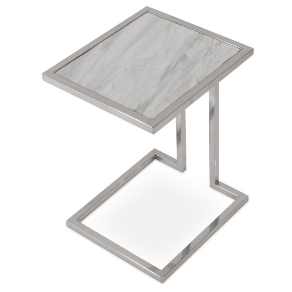 HUDSON END TABLE MARBLE by sohoConcept sohoConcept