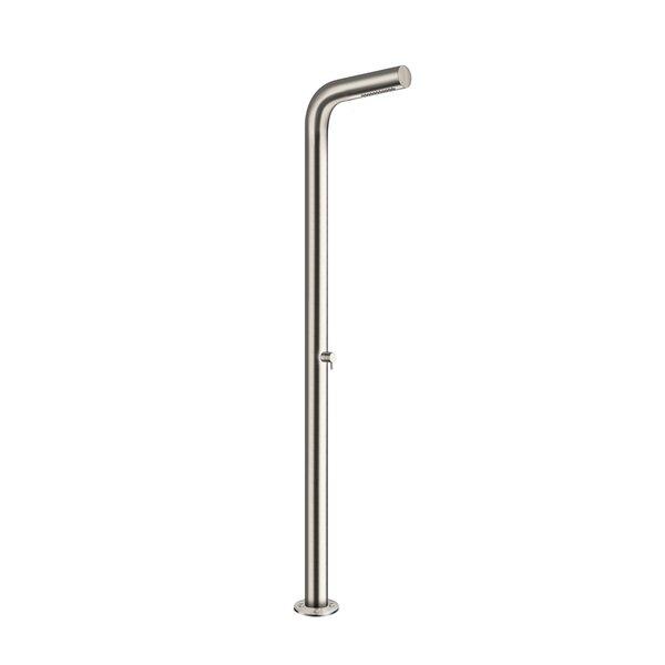 Gamma Freestanding Outdoor Shower by Aquatica