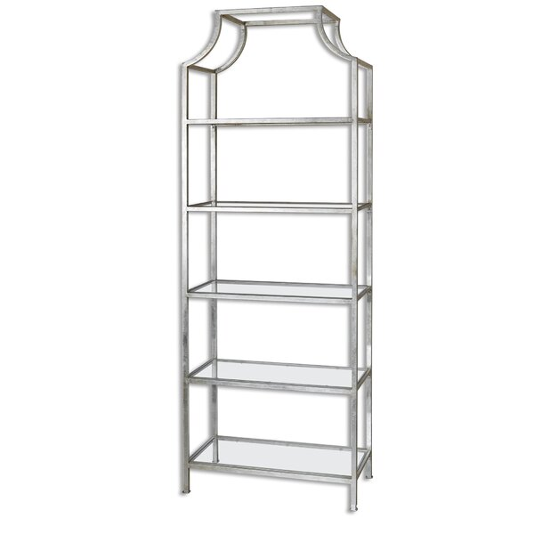 Aurelie Etagere Bookcase by Uttermost