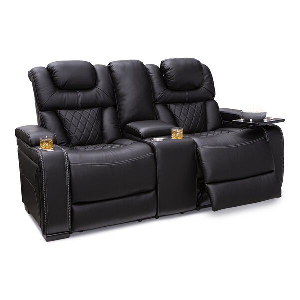 Karolina Leather Reclining 74.5