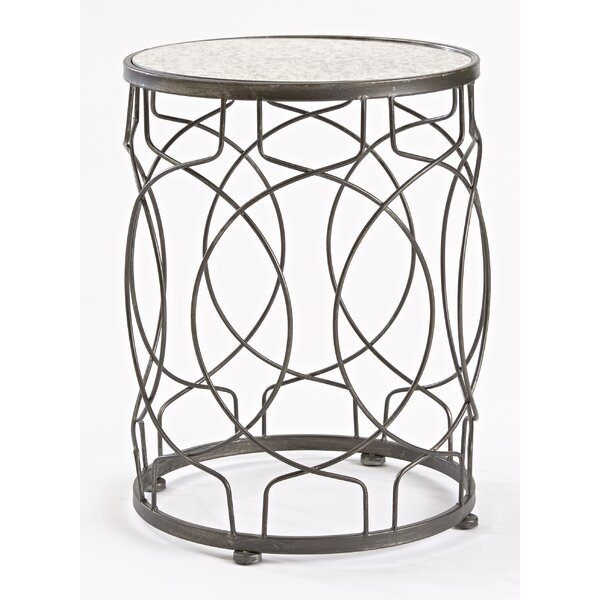 Loop End Table by InnerSpace Luxury Products