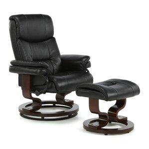 balgarri recliner and footstool