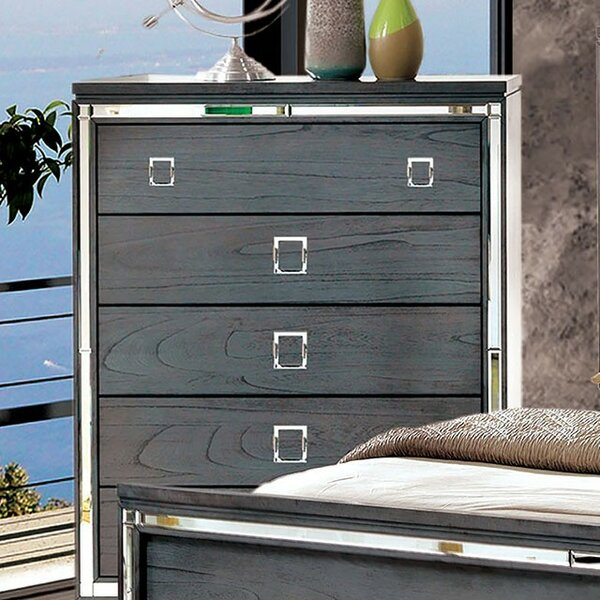 Tidore 5 Drawer Chest by Mercer41