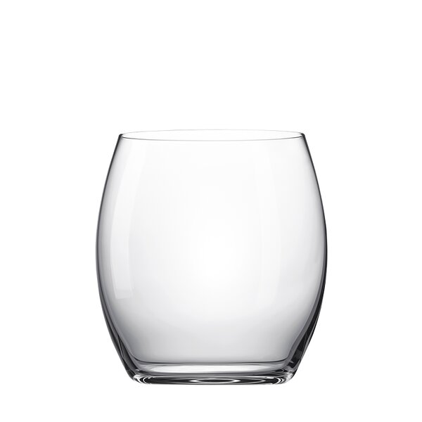 Nectar Whiskey 18 oz. Glass Cocktail Glasses (Set of 6) by RONA
