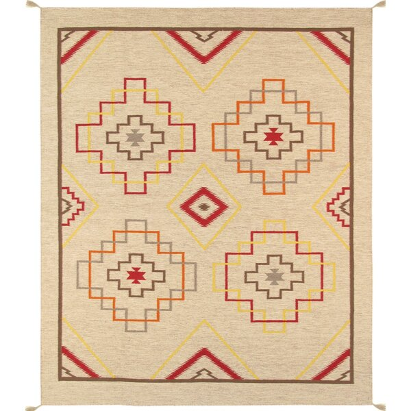 Kilim Hand-Woven Area Rug by Pasargad