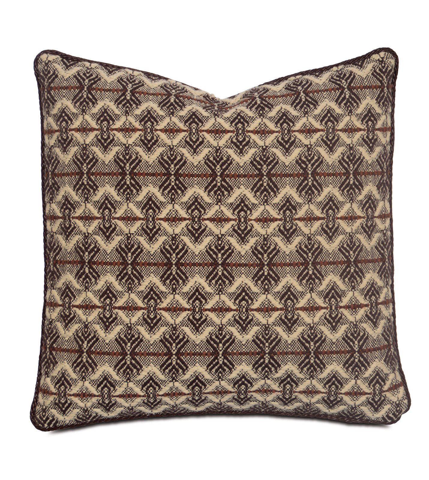Celerie kemble canyon clay textured southwestern throw pillow wayfair