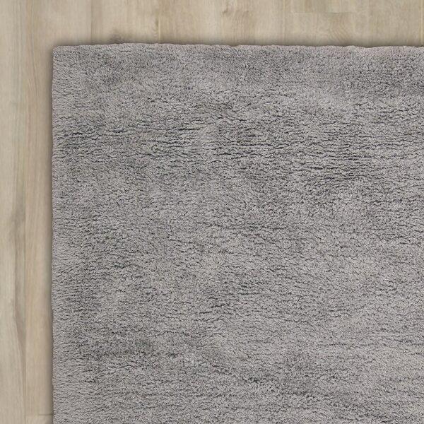 Morales Light Grey Area Rug by Brayden Studio