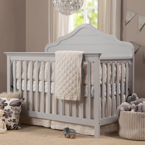 Flora 4-in-1 Convertible Crib by DaVinci