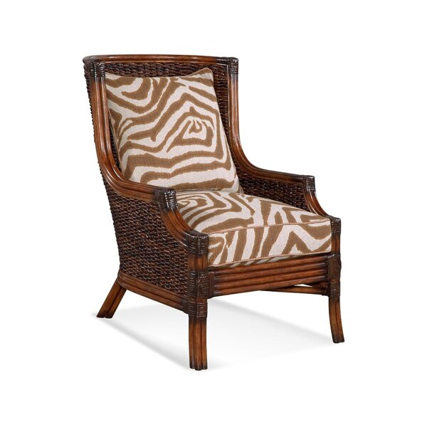 Coconut Grove Wingback Chair by Braxton Culler Braxton Culler