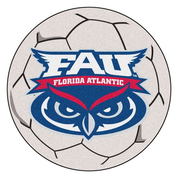 NCAA Florida Atlantic University Soccer Ball by FANMATS