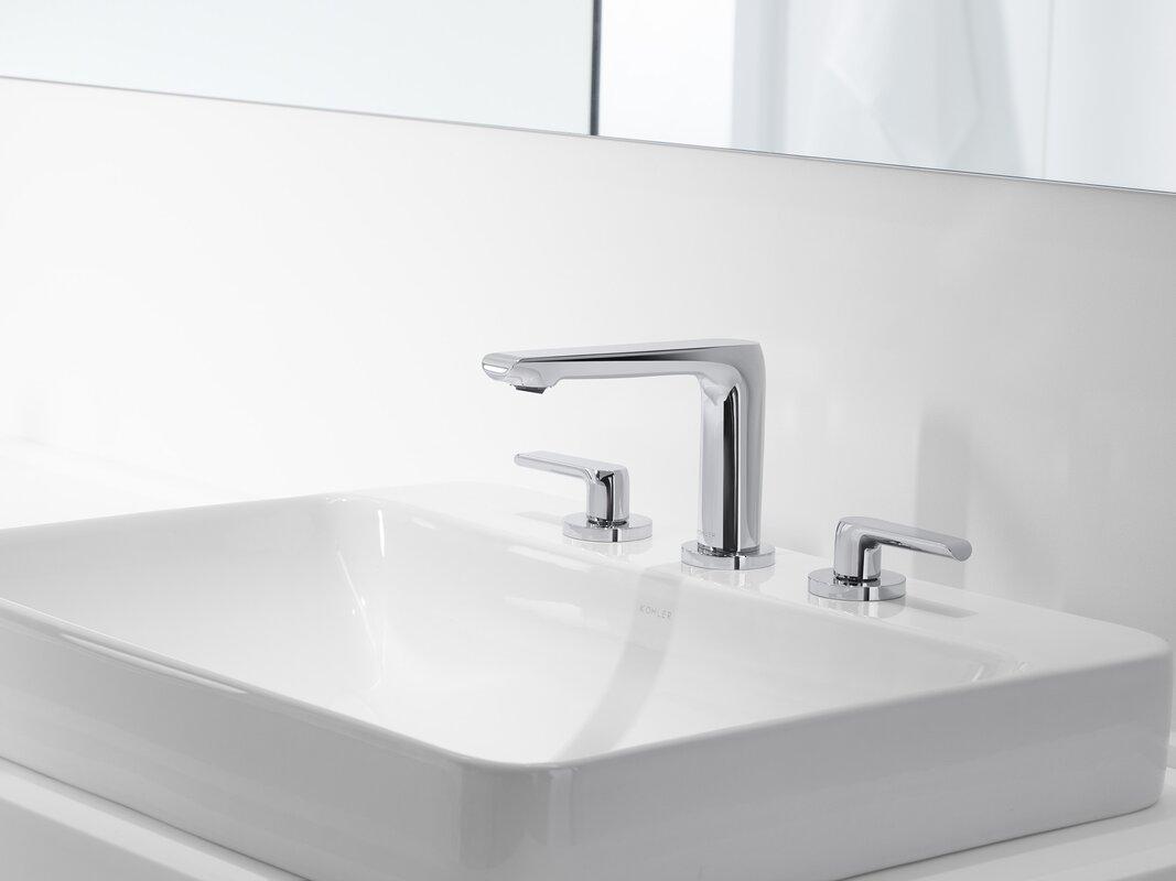 K-2660-1-0,1-47,1-7 Kohler Vox Rectangular Vessel Bathroom Sink with ...