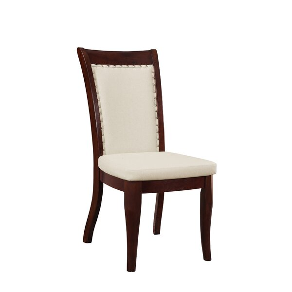 Looking for Williamstown Upholstered Dining Chair By Darby Home Co 2019 Coupon