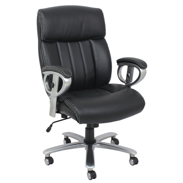 Contemporary Adjustable Office Chair by Symple Stuff