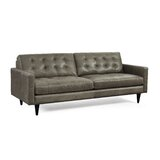Whittemore Leather Sofa by Foundry Select
