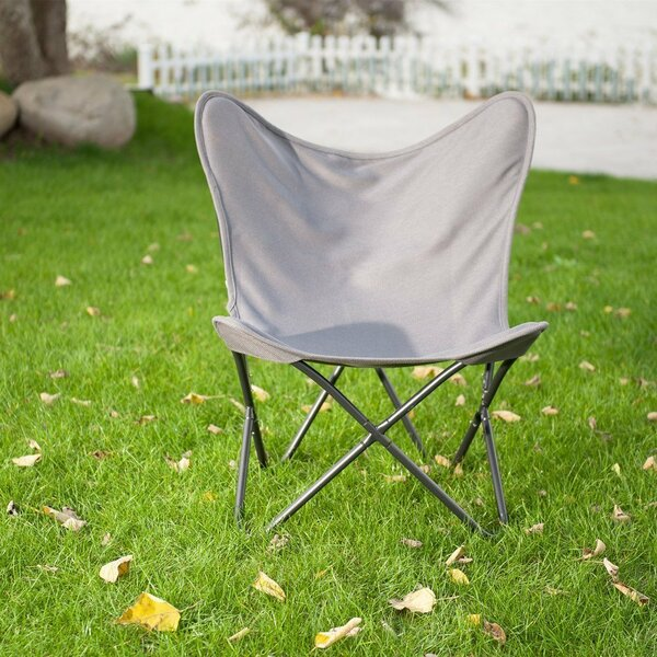 Pithadia Butterfly Outdoor Camping Chair by Latitude Run Latitude Run