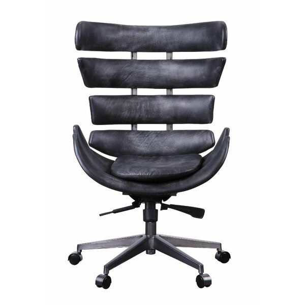 Gareth Executive Office Chair by 17 Stories