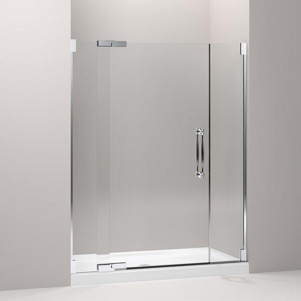 Finial 59.75 x 72.25 Pivot Shower Door by Kohler