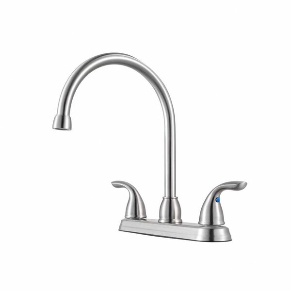 Double Handle Kitchen Faucet by Pfister