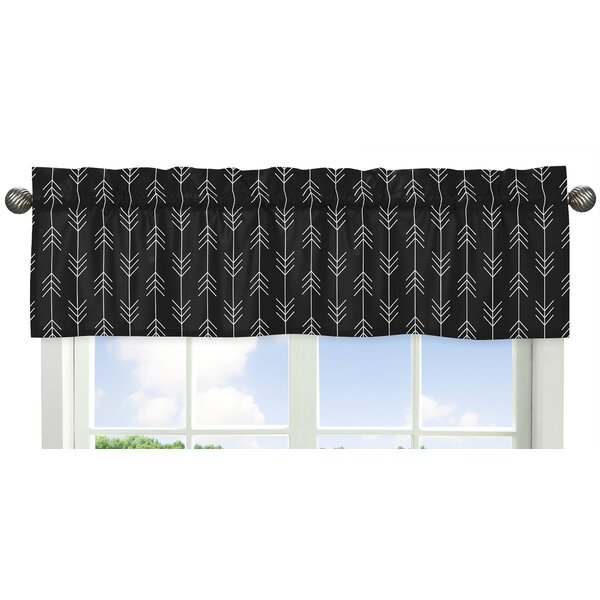Rustic Patch Arrow 54 Window Valance by Sweet Jojo Designs