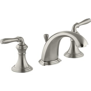 Brushed Nickel Sink Faucets You\'ll Love | Wayfair