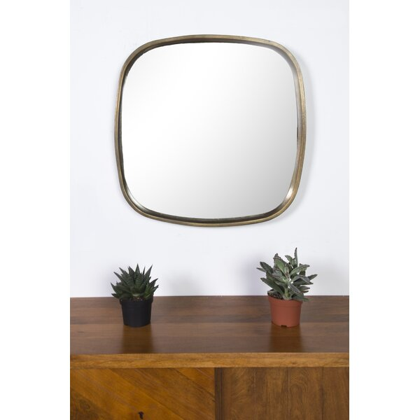 Rayshawn Wall Mirror by Corrigan Studio