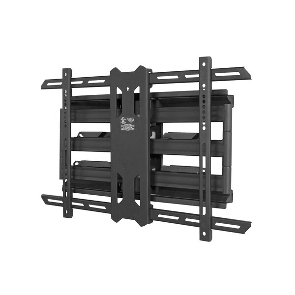 Full Motion Wall Mount for 37 - 75 Flat Panel Screens by Kanto
