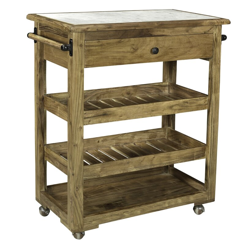 Forteau Kitchen Island
