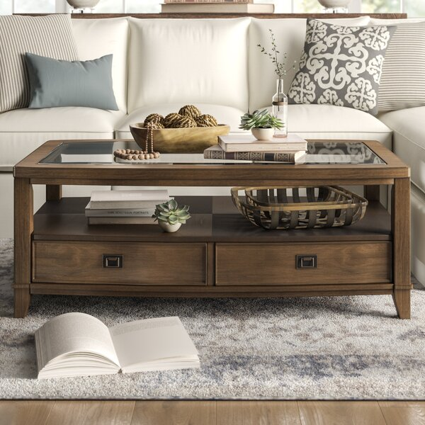 Ashlee Coffee Table By Birch Lane™ Heritage
