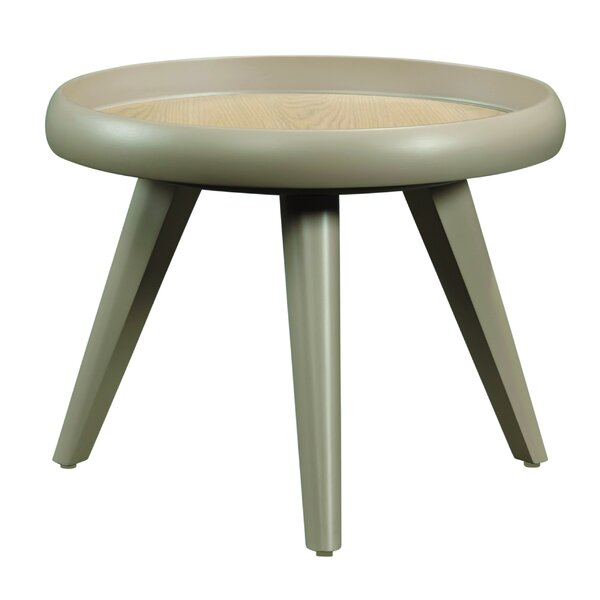 Campion Bowl Coffee Table With Tray Top By Ebern Designs