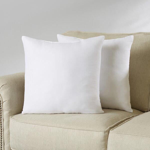 Wayfair Basics Pillow Insert Set (Set of 2) by Wayfair Basics™