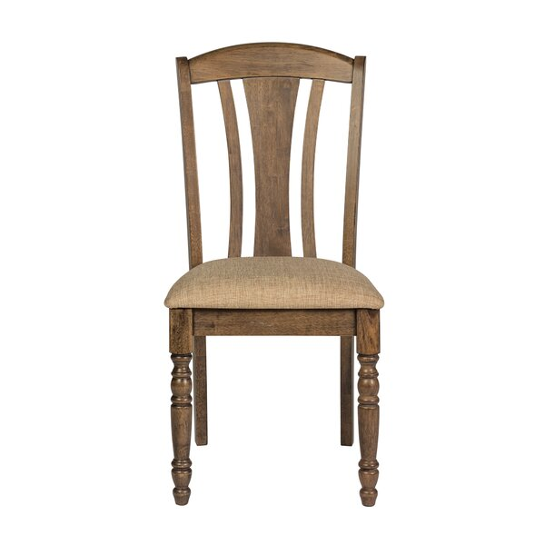 Perez Side Chair Slat Back In Weathered Grey (Set Of 2) By Birch Lane�?� Heritage