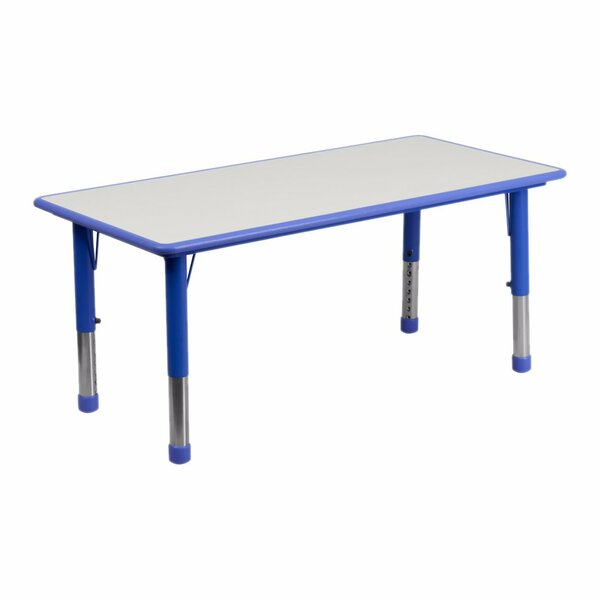 47.25 x 23.62 Rectangular Activity Table by Offex