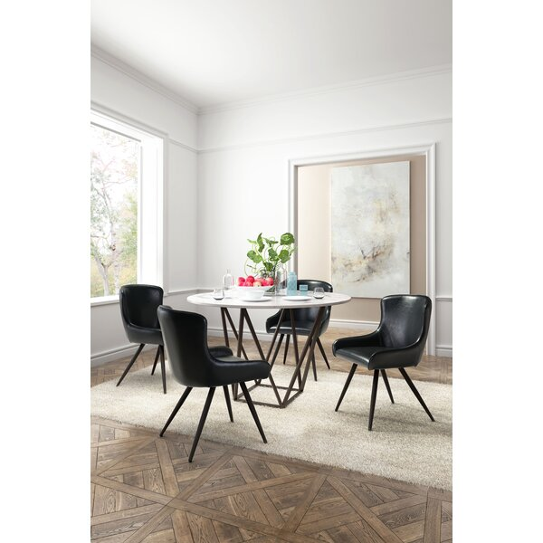 Davies 5 Piece Dining Set by Brayden Studio