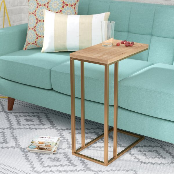 Elliot Sofa Side C End Table by Modern Rustic Interiors