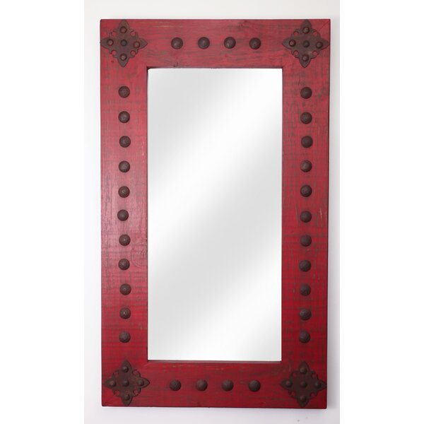 Chihuahua Rustic Accent Mirror by My Amigos Import