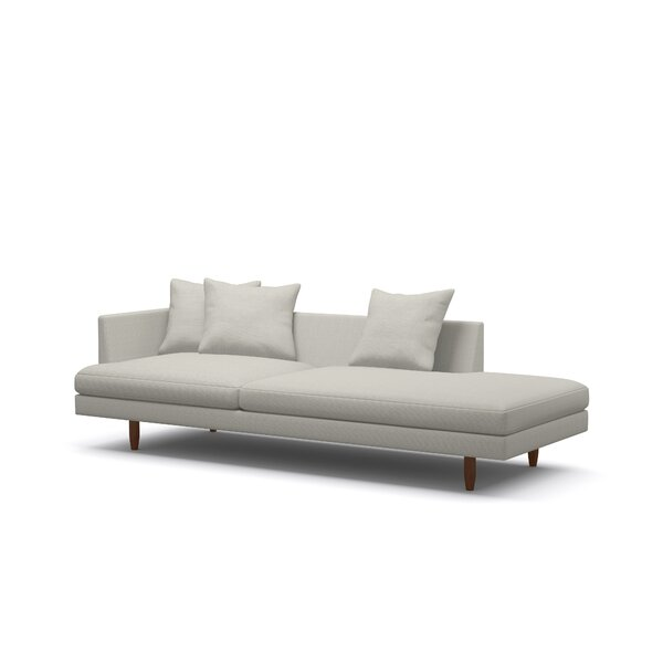 Crowd Pleaser Sofa with Bumper by BenchMade Modern