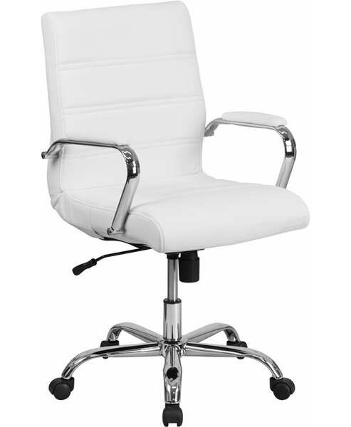 Drinnon Mid-Back Ergonomic Office Chair by Ebern Designs