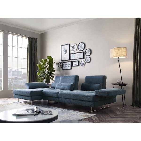 Stillmore Modern Sectional by Orren Ellis