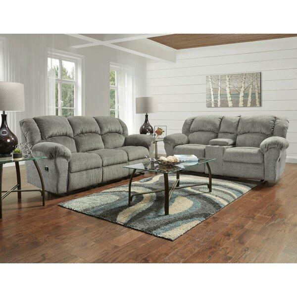 Thomason 2 Piece Reclining Living Room Set By Canora Grey