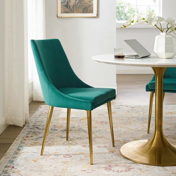 Jauregui Performance Upholstered Dining Chair by Mercer41