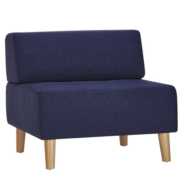Deltoro Slipper Chair by Ebern Designs