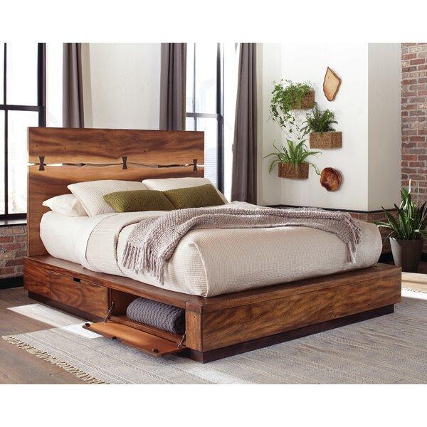 Boler Storage Platform Bed by Foundry Select