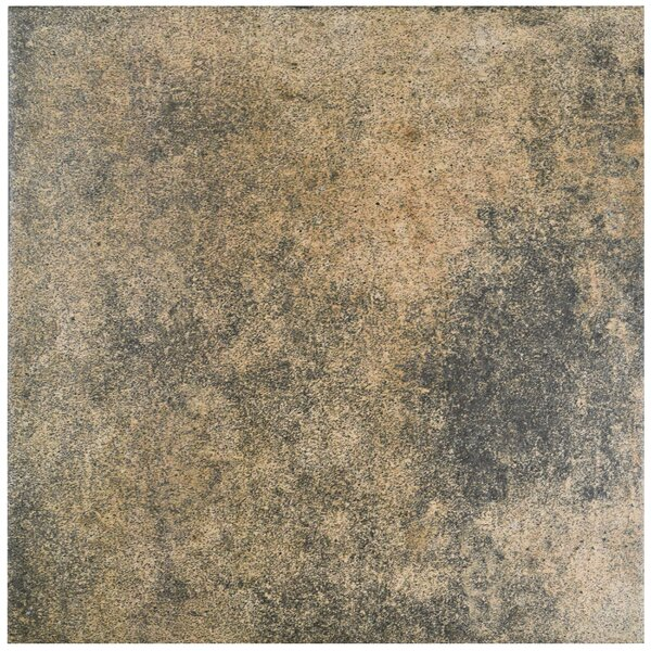 Ventillo 11.88 x 11.88 Porcelain Field Tile in Gray/Beige by EliteTile