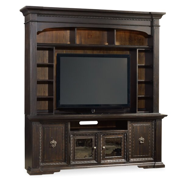 Treviso Entertainment Center by Hooker Furniture