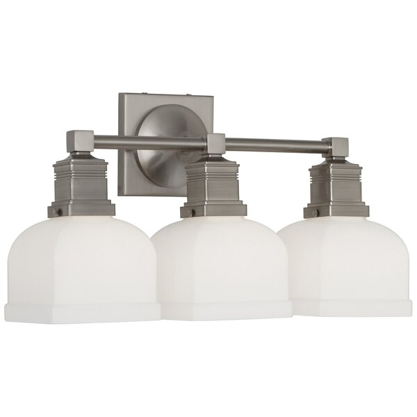 Taylor 3-Light Armed Sconce by Robert Abbey