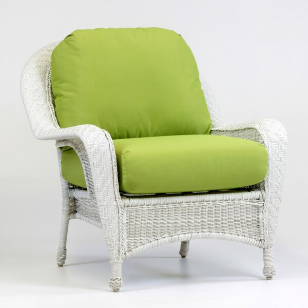 St Annes Key West Deep Seating Patio Chair with Cushions by Bay Isle Home
