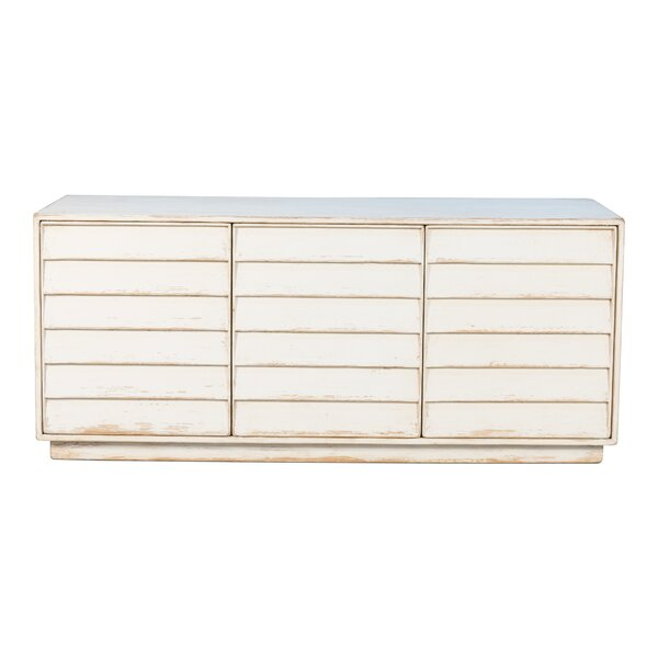 Strobel Louvered Sideboard by Highland Dunes Highland Dunes