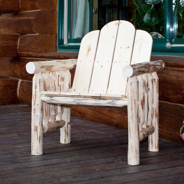 Tustin Deck Chair by Loon Peak Loon Peak