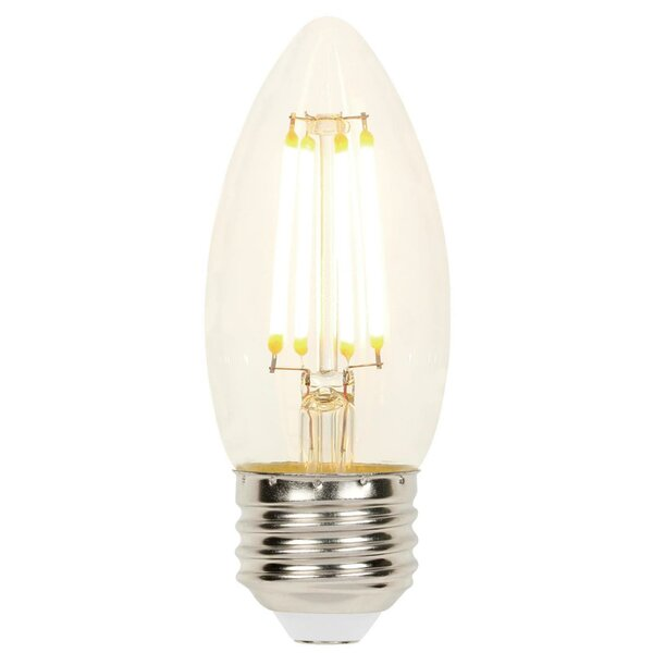 4.5W E26 Dimmable LED Candle Light Bulb by Westinghouse Lighting